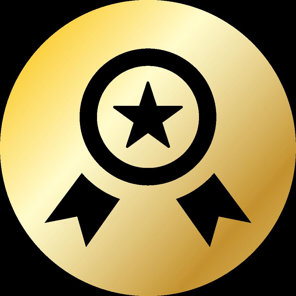 Badge Award Icon