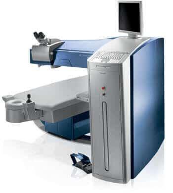 Wavelight EX500 Excimer Laser